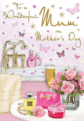 Mum On Mothers Day