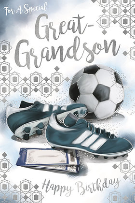 Great Grandson Birthday