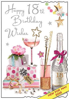 Happy 18th Birthday