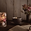Thumbnail: Peruvian Pink Floral Bio Oil Candle Lamp