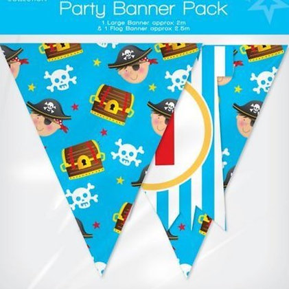 Pirate Banner Pack