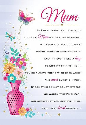 Mum Heartfelt Wishes