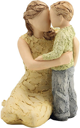 Mother & Son - My Boy Figurine