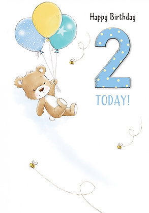 Happy Birthday 2 Today