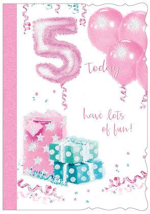 5 Today Birthday