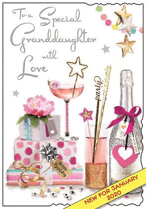 Special Granddaughter Birthday
