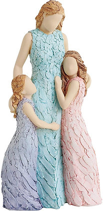 Mother & Daughters - Special Bond Figurine