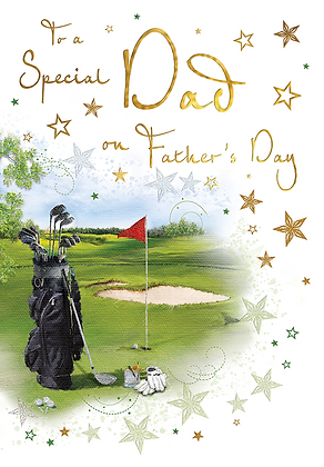 Special Dad on Father's Day