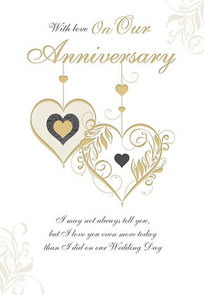 On Our Anniversary