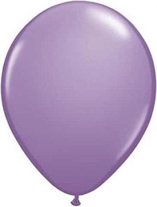 "8 X 11"" Lilac Balloons"