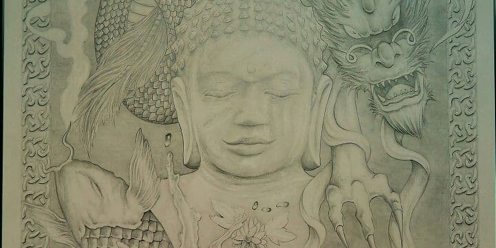 Buddha Touch/Dragon Wing