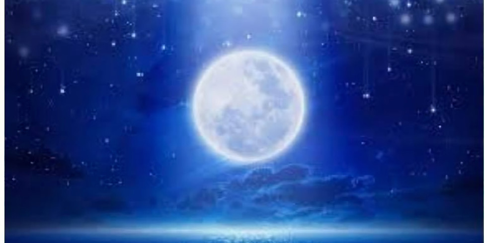Snow Full Moon