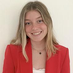 Victoria Hansen | Teen Leadership HeadSh