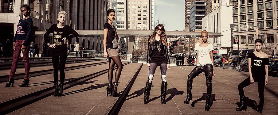 Romy Heezen New York fashion week