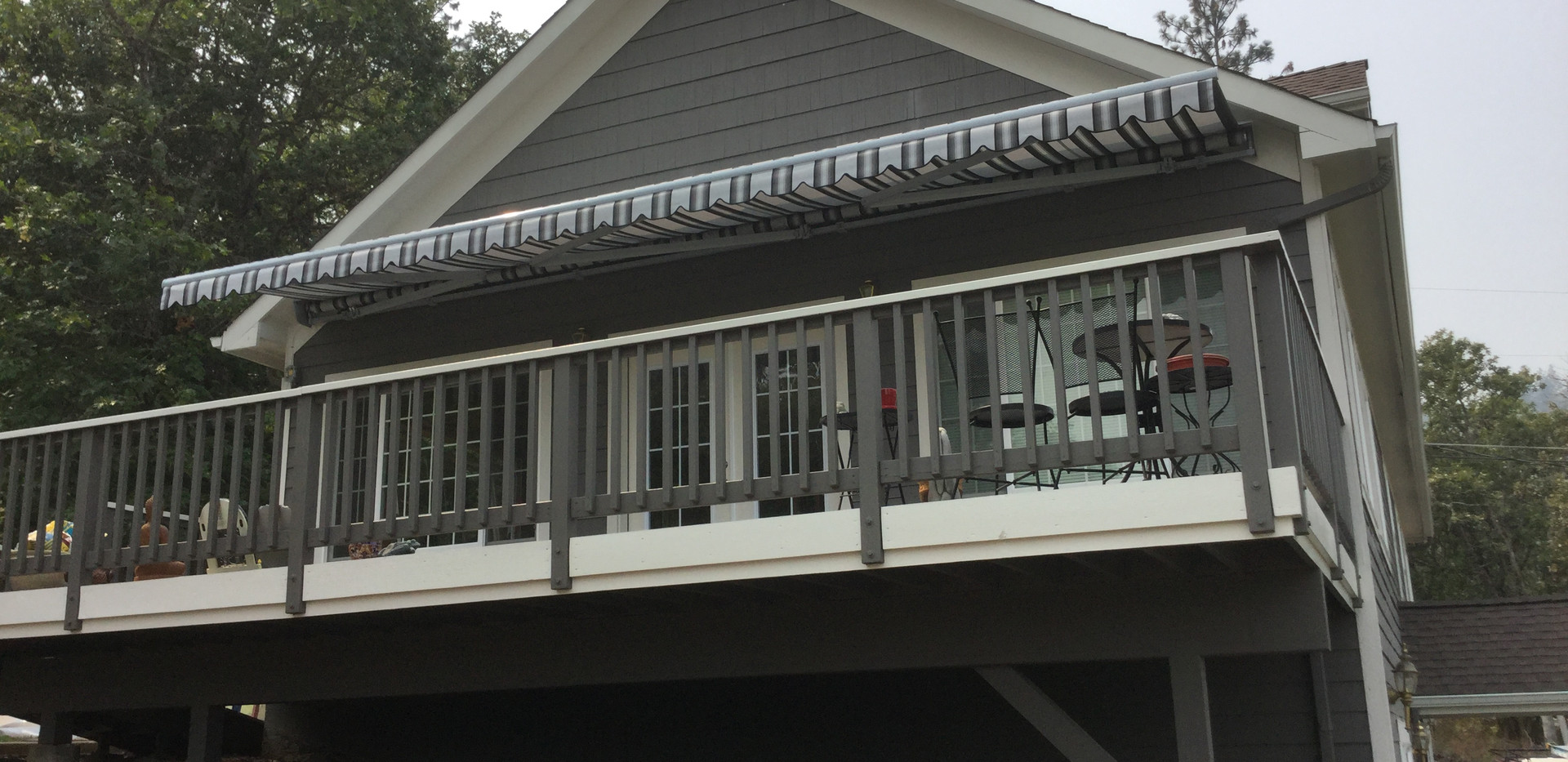 14'x26' retractable awning
