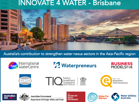 Matchmaking for water solutions at high-impact marketplace event