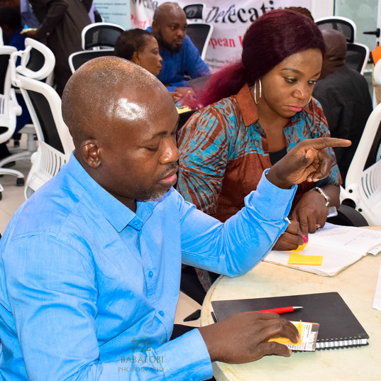 Accelerate2030 SDG6 - Lagos - July 2019