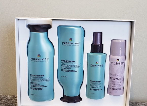 Pureology Strength Cure Holiday Box Set