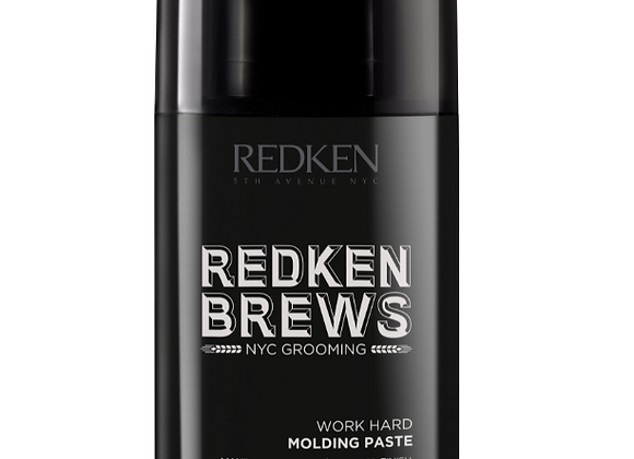 Redken Brews Work Hard