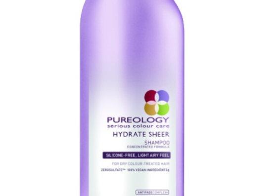 Pureology Hydrate Sheer Shampoo