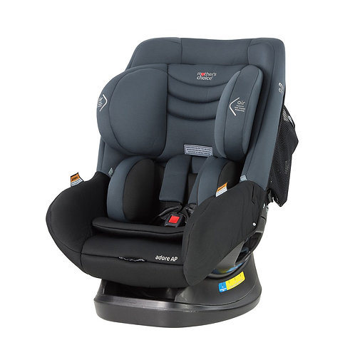 Mother's Choice Adore AP Convertible Car Seat - Titanium Grey
