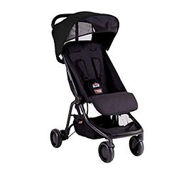 Travel and portable strollers for hire