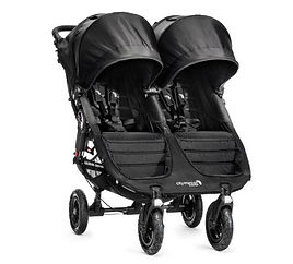 Double strollers for hire