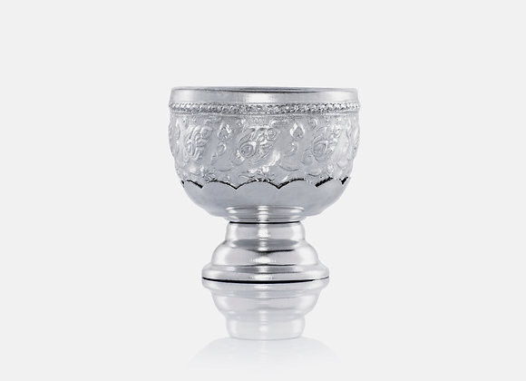 Bowl with stand 8 cm