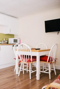 La Maison de Campagne kitchen diner