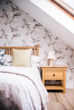 La Maison de Campagne  small double bedroom