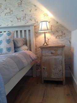 La Maison de Campagne twin bedroom