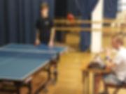 Турнир по настольному теннису 13.05.2017 в Центре творчества и спорта ECS