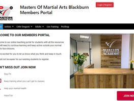 Members Portal Launch