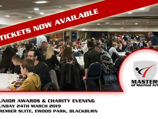 Junior Awards & Charity Evening