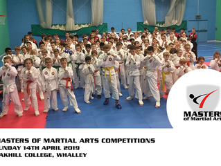 Masters of Martial Arts Competitions