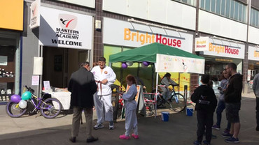 Academy Open Weekend, Weapons Course & New Dojo Official Opening Sat 11th & Sun 12th September 2021