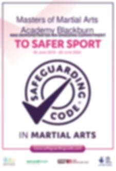 Safeguarding Code Certificate