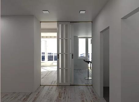 ч.4 дверь-слайдер