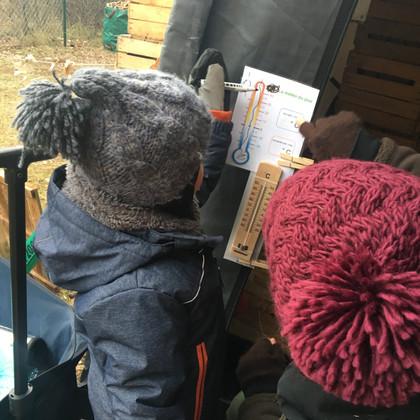 Jak dzieci radzą sobie z zimnem?