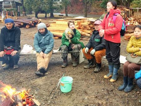 岐阜県立森林文化アカデミーでヤマト活躍の様子を大武さんが語ってくださいました
