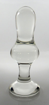 Extra Large Stand-Up Hourglass Plug