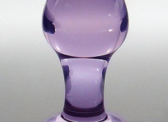 Extra Small Violet Rosebud Plug