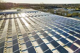 Dachanlage Photovoltaik