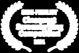 White - SEMI-FINALIST - Cinequest Screen