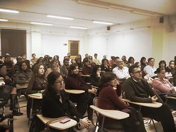 Conferencia, charla teórica sobre el desapego en el camino espiritual. Yoga en Guadalajara.