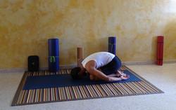 balasana  guadalajara yoga puzzle