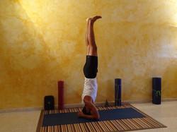 sirsasana guadalajara yoga puzzle