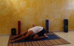 hasta balasana  guadalajara yoga
