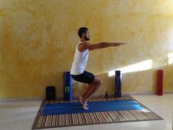 utkatasana guadalajara yoga puzzle