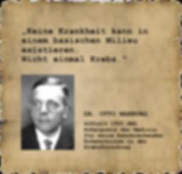 Zitat Otto Warburg Krebs und Übersäuerung